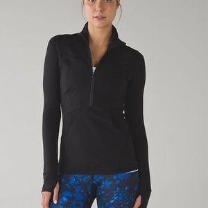 Lululemon Half Zip Long Sleeve Pullover Top